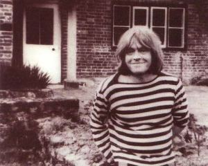 Last known photo of Brian Jones (taken at Cotchford Farm)