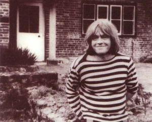 Last known photo of Brian Jones (taken at Cotchford Farm)